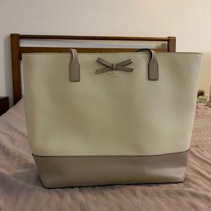 kate spade Bags - Kate Spade Tori Colorblock Leather Tote